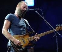 Sting to return to rock, politics with new album