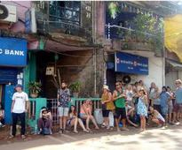 Foreigners start trip on sour note