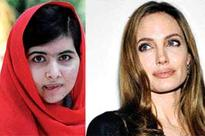 Malala to fund school project with Jolie