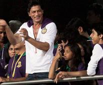 IPL: Deepika Padukone cheers KKR with Shah Rukh Khan, Suhana, Aryan