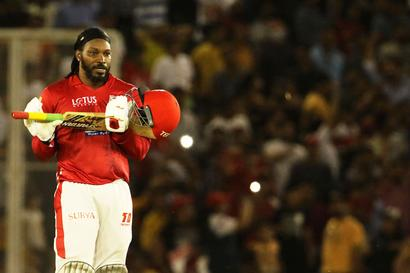 Star of the Game: Christopher Henry Gayle!