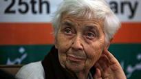 Pakistan's 'Mother Teresa' Ruth Pfau passes away in Karachi