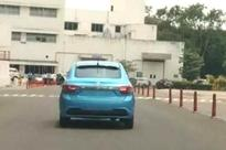 Tata Kite 5 Spotted Testing Without Any Camouflage