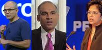 Bhavesh V Patel, Indra Nooyi and Satya Nadella among the 100 highest-paid CEOs