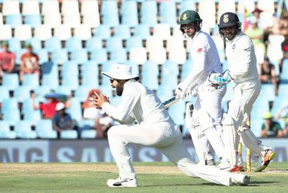 2nd Test: Ashwin's three, lively fielding drive India's fightback