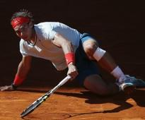 Nadal overcomes wildcard to reach Madrid final