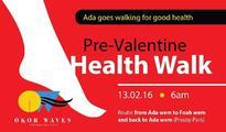 Ada youth to undertake a Valentine Health Walk