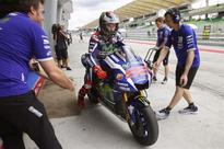 Lorenzo gets good vibes as he tops final day of testing