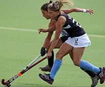 Play three Test series against England: Black Sticks women
