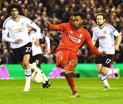 Europa League: Lethal Liverpool sink United; Reus lifts Dortmund
