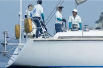 Indian Navy's all-women sailboat reaches Cape Town