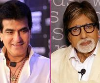 Birthday Wishes For Jeetendra from Amitabh Bachchan
