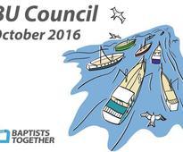 Baptist Union Council: October 2016