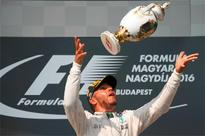 Hamilton wins Hungarian Grand Prix to claim overall lead