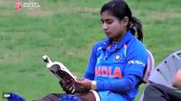 Mithali Raj reveals why she was reading a book before her record-breaking innings