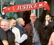 Police failings led to 96 Liverpool fans deaths