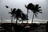 Cyclone causing heavy rainfall across Andaman approaches east coast