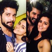 Sanaya Irani-Mohit Sehgal, Rithvik Dhanjani-Asha Negi, Raqesh Bapat-Riddhi Dogra  a look at TV's steadiest couples.
