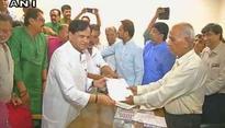 Ahmed Patel eyes fifth Rajya Sabha term from Gujarat