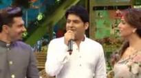 KAPIL SHARMA SINGS FOR BIPASHA IN KARANS PRESENCE