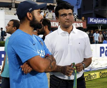 Ganguly to help BCCI plan India's schedule for 2019-2023
