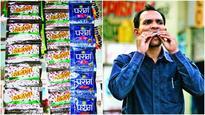 Maharashtra FDA permits sale of pan masala
