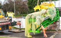 UK Arrival of Hospital Energy Engine