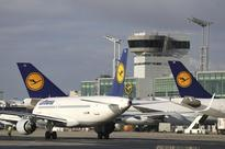 UPDATE 2-Pilots to go on strike at Germany's Lufthansa on Wednesday