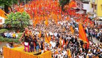 Heavyweights join Maratha protest march