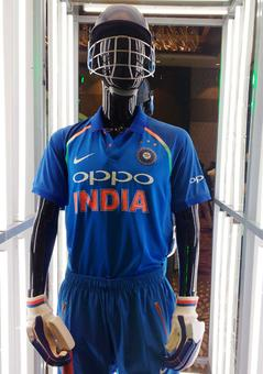 Check out Team India's new jersey for Champions Trophy