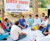 CMC starts Prabhat Samwad to resolve problems of every ward