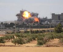 Egypt bombs Islamic State posts in Sinai province, kills 12 militants in targetted airstrikes