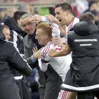 Euro 2016 playoffs: Hungary on verge of finals