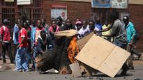 Zimbabwe rights body criticises 'violent' police crackdown