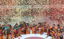 Galatasaray bags Turkish Super Cup with win over Besiktas