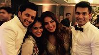 Bollywood wishes Bipasha, Karan on their marriage