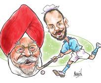 Before Akshay Kumar's Gold, a look at his muse: Hockey legend Balbir Singh Sr