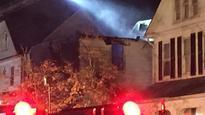 6 children presumed dead in Baltimore house fire