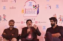JLF 2017: Rajamouli, Rana Daggubati unveil Baahubali book, promise surprises
