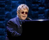 Elton John postpones Dubai concert due to flu