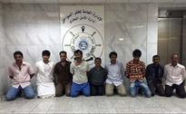 Kuwait arrests 10 Iranian infiltrators