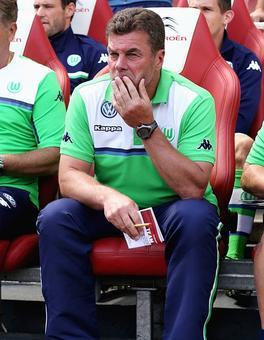 Wolfsburg sack coach Hecking