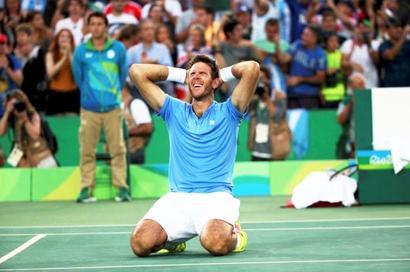 Rio: Del Potro beats Nadal, to face Murray in men's final