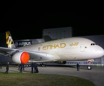 Etihad Airways to withdraw A380 services on Mumbai route