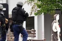 Cops shoot man in panda onesie threatening to blow up TV station
