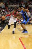 Basket - Magic topple Wizards despite Wall's 52 points