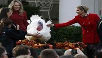 Ivanka's fashion steals the show: National Thanksgiving Turkey
