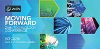 Zain to host sixth Zain Technology Conference in   Amman Dec 5-7, under theme Moving Forward