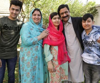 Nobel winner Malala visits Pakistan hometown in Swat Valley