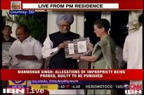 UPA projects united front as PM assures probe into scams, Sonia flays BJP